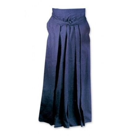 HAKAMA-GF-GONNA SAMURAI BLU