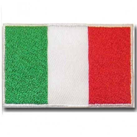 TOPPA BANDIERA ITALIA ADESIVA